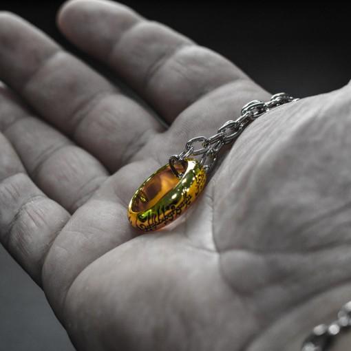 The One Ring Prsten I Lanac