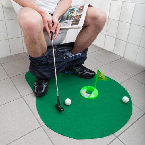 toalet golf gift shop pokloni com srbija. Black Bedroom Furniture Sets. Home Design Ideas