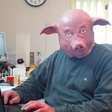 Svinjska Glava - Maska