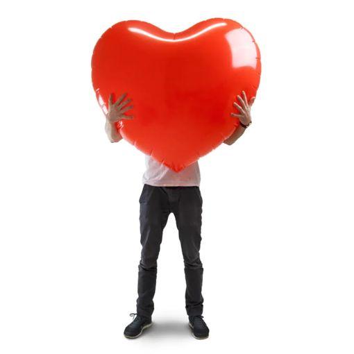 XXL Srce Na Naduvavanje