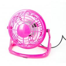 Usb Ventilator - Pink