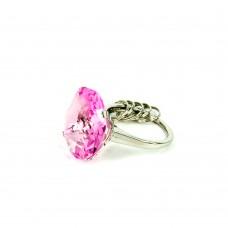 Dijamantski Privezak Pink