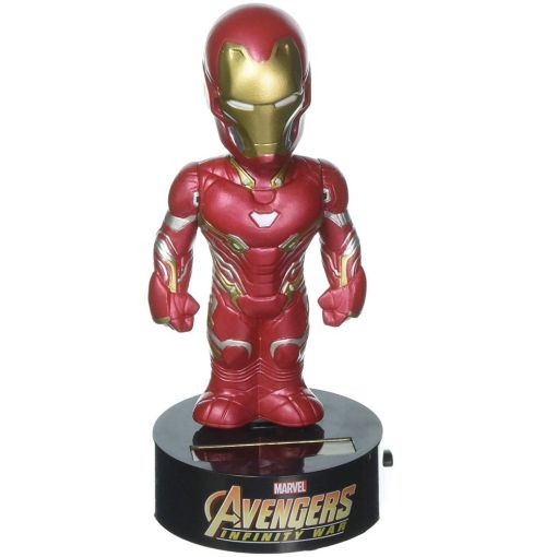 Iron Man Body Knocker