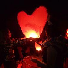 Ljubavni Leteći Lampion