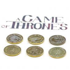Game Of Thrones Half-Pennies
