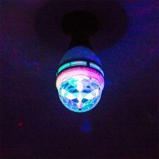 Disco Rotirajuća Sijalica