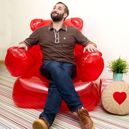 Fotelja Gumeni Meda