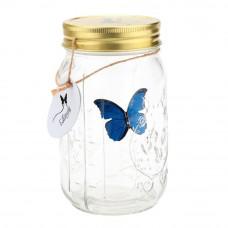 Moj Leptir U Tegli - Blue Morpho