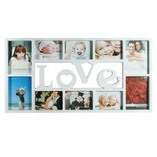 Ram Za Slike Love - Beli