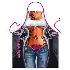 Ženska Kecelja Tattoo