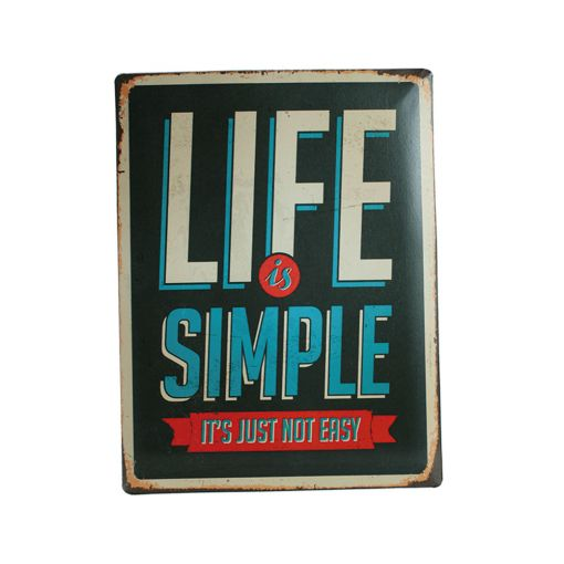 Retro Tabla - Life Is Simple