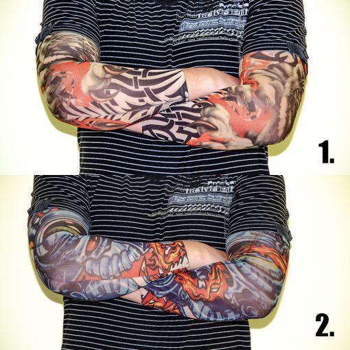 Tattoo Rukavi