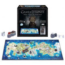 Westeros 3D Mini Puzzle