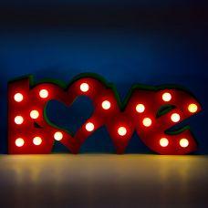 Love Svetleći Znak