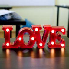 Love Led Znak