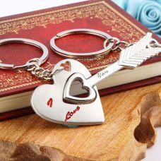 Ljubavni Privesci Srce I Strela