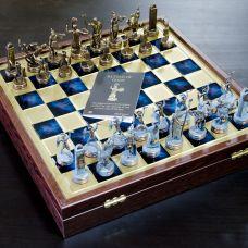 Šah Borba Bogova - Plavi