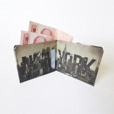 Papirni Novčanik - New York Sumrak