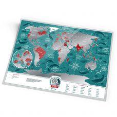Putnička Greb Mapa - Marine