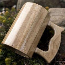 Drvena Pivska Krigla V2 - Hrast