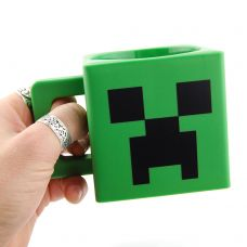 Minecraft Creeper Šolja