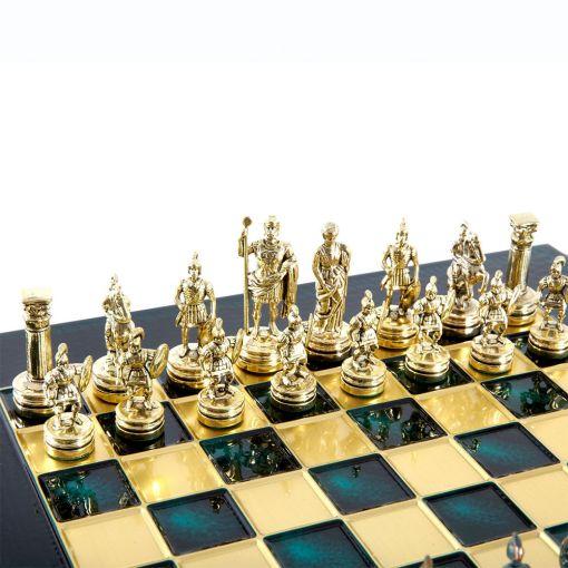 Šah Komplet - Corinth Zeleni
