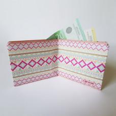 Papirni Novčanik - Nežne Astek Šare