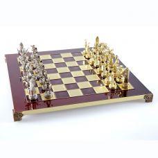 Šah Komplet - Borba Bogova - Bordo