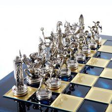 Šah Komplet - Borba Bogova - Plavi