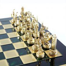 Šah Komplet - Borba Bogova - Zeleni