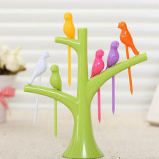 Ptičice Za Meze - Zelena
