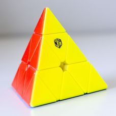 Qiyi X-Man Bell Magnetic Pyraminx