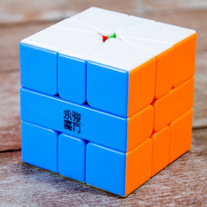 Yj Yulong Square-1 Stickerless