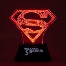 Superman Akrilno Svetlo