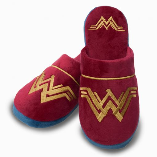 Wonder Woman Sobne Papuče