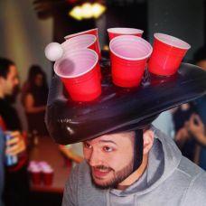 Beer Pong Šešir