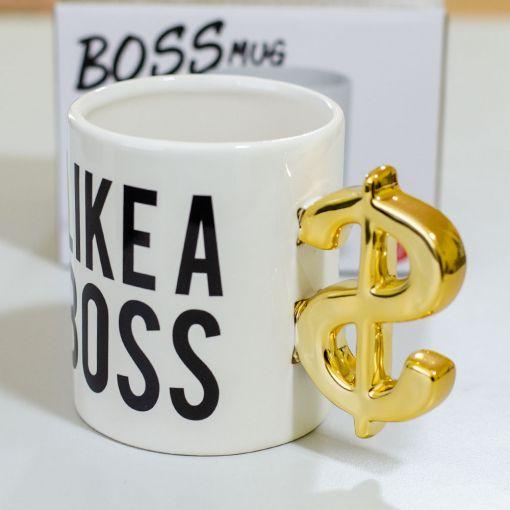 Boss šolja