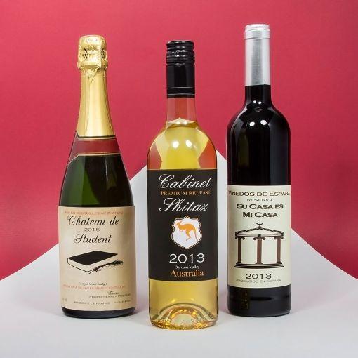 Nalepnice za vino