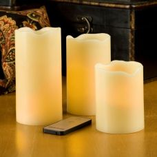 Sveće Na Daljinski