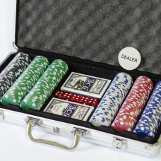 Poker Set 300 Ultimate