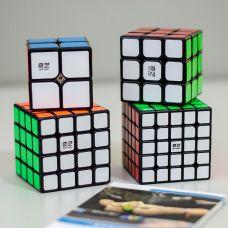 QiYi 2345 Box Slagalice Crne