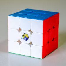 YX Huanglong 3x3 Kocka Stickerless