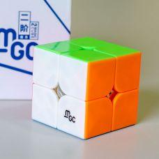 YJ MGC 2X2 M Kocka Stickerless