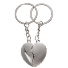 Privezak Srce Iz Dva Dela V2