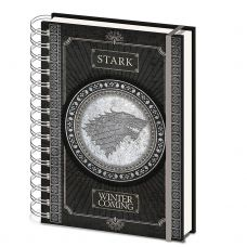 Game of Thrones Stark Sveska