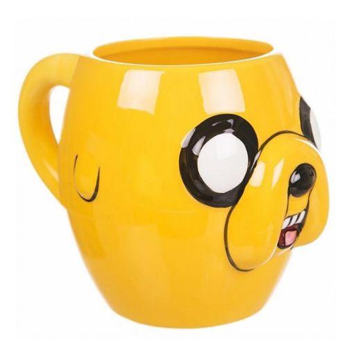 Adventure Time Jake 3D šolja