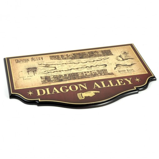 Diagon Alley Zidna Tabla