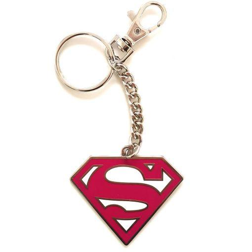 Supergirl Metalni Privezak