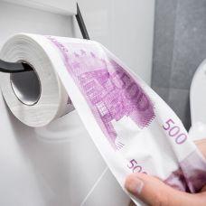 Toalet Papir 500 Evra