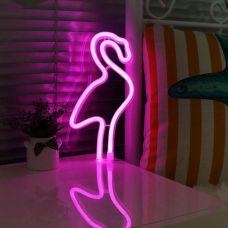 Flamingo Neon Svetlo